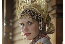Femmes russes / Découvrez les plus belles femmes de Russie