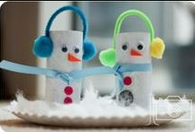 Winter Themed Crafts