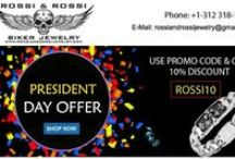 Rossi Jewelery Offers & Events / Get latest updates on Upcoming Events and offers.
