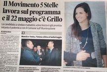 News Movimento 5 stelle (Pescara) / Notizie del movimento 5 stelle Pescara