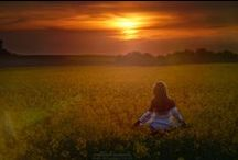 Sunset / Models & Moods at sunset
