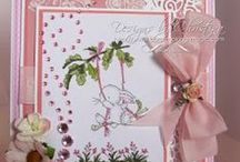 christina griffiths cards / by Lavinia Dow
