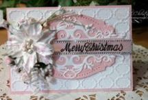 christina griffiths christmas cards / by Lavinia Dow