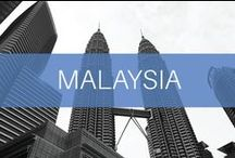 Travel // Malaysia / Malaysia is a country in Southeast Asia known for its unique cuisine that combines influences from China, India and Portuguese. The capital, Kuala Lumpur is a buzzing metropolis. George Town in Penang and Malacca are UNESCO World Heritage sites.