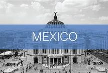 Travel // Mexico / Mexico has it all: beaches, history, culture and great food. Find our tips for visiting Mexico here: http://punchtravel.com/category/destinations/north-america/mexico/