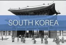 Travel // South Korea / South Korea is a country in East Asia with a distinct urban lifestyle centered around the capital city of Seoul.