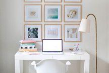 Office/Desk Inspiration / Office & desk decor