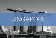 Travel // Singapore / Singapore is an island country on the tip of Malaysia. It is a financial center with a multicultural population.