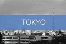 Travel // Japan // Tokyo / Tokyo is a unique city that mixes the ultramodern and the traditional. The capital city in Japan, Tokyo is known for its temples, diverse food scene and robots!