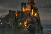 Mountains and castles 2