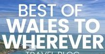 Best of Wales to Wherever Travel Blog / A collection of the latest blog posts from Wales to Wherever, a solo female travel blog focusing on budget travel tips, itineraries, and how not to die while travelling the world. With an added dash of sarcasm and a relatable (hopefully) sense of British humour.