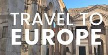 Travel to Europe / Travel inspiration, city guides, food tours and tips on what not to miss in Italy. Rome. Florence. Milan. Bologna. Venice. Naples. Sicily.