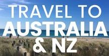 Travel to Australia & New Zealand / Travel inspiration, city guides, food tours and tips on what not to miss in Australia. Sydney. Canberra. Tasmania. Melbourne. Brisbane. Perth. Gold Coast. Byron Bay. Adelaide.