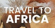Travel to Africa / Travel inspiration, city guides, food tours and tips on what not to miss in Africa. Morocco. Kenya. Tanzania. Ethiopia. Chad. Tunisia. Nigeria. And more!