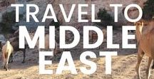 Travel to Israel, Egypt & Middle East / Travel inspiration, city guides, food tours and tips on what not to miss in the Middle East. Qatar. United Arab Emirates. Kuwait. Iran. Iraq. Saudi Arabia. Oman. Egypt.