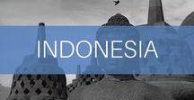 Travel // Indonesia