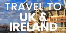 Travel to United Kingdom & Ireland / Travel inspiration, city guides, food tours and tips on what not to miss in the United Kingdom. Wales. England. London. Birmingham. Cardiff. Oxford. Bath. Brighton. Manchester. Bristol.