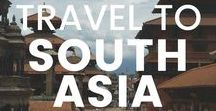 Travel to South Asia / Travel inspiration, city guides, food tours and tips on what not to miss in Sri Lanka. Colombo. Galle. Kandy. Adams Peak. Dambulla. Ella.