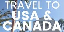 Travel to United States & Canada / Travel inspiration, city guides, food tours and tips on what not to miss in United States of America. Florida. California. Texas. Washington. Tennessee. Montana. Utah.