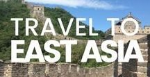 Travel to East Asia / Travel inspiration, city guides, food tours and tips on what not to miss in Japan. Osaka. Tokyo. Kyoto. Nara. Hiroshima. Okinawa. Beppu. Matsumoto. Mount Fuji.