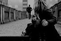 he left me.