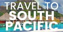 Travel to South Pacific / All the best tips, tricks and itineraries for visiting the paradise that is the South Pacific region! Fiji, Samoa, Tuvalu, Niue, French Polynesia, Tonga, Cook Islands and more.