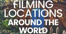 Filming Locations Around the World / All of the most famous filming locations in the world, from favourites like Game of Thrones, Harry Potter, Lord of the Rings, Popeye, Friends, Sex and the City and more.