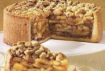 Pies & Tarts / This board features pie and tart recipes and tips.