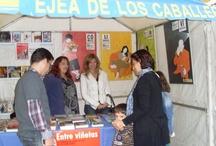 """VII Edición de la Semana del Libro en Ejea. """"Entre Viñetas""""."""