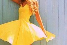 cute dresses / by Rachel Neff
