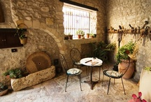 """Santa Teresa"" holiday homes  in Erice     / ""Santa Teresa"" holiday apartments are located in the historic centre of Erice, Sicily."