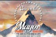 Cultura UMayor / Eventos y actividades culturales organizadas y patrocinadas por la Universidad Mayor