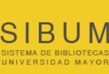 Bibliotecas UMayor / SIBUM - Sistema de Bibliotecas Universidad Mayor. Contacto: biblioteca@umayor.cl