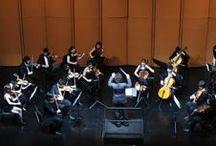 Conservatorio UMayor / Conservatorio de Música de la Universidad Mayor, Asturias 322 · Las Condes · Santiago Fono (56 -2 ) 2328 1015  / by Universidad Mayor