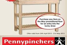 Pennypinchers George Competitions & Giveaways