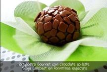 SWEET HANDMADE / #sweethandmade #brigadeirogourmet #chocolate