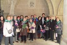 Día de convivencia entre los voluntarios de turismo