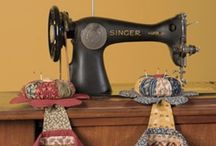 Sewing / For all those little projects.  / by Amy Norton