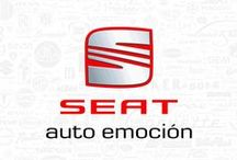 SEAT Advertising / Grafic and audiovisual SEAT advertising - Publicidad gráfica y audiovisual de SEAT