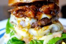 burgers - sandwiches