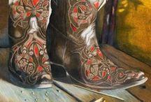 Rodeo Art / by SBMS Art