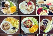 Vida sana / Para rendir bien y llevar una vida equilibrada necesitas alimentarte sano para estar saludable.