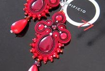 Opificio77 Soutache Bijoux / Soutache hand made by Opificio77 -Giada Zampar-