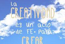 Creatividad tips / Algunos consejos para aumentar tu creatividad / by Universidad Mayor