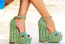 Footwear!