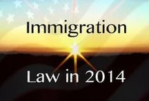 Immigration Law / At the offices of Abogado Aly, many of their clients come in to deal with their immigration cases. The attorneys make sure that their clients know their rights so that they do not get mistreated.