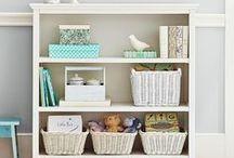Kids Play Room & Craft Room Ideas / This board features playroom and craft room ideas for kids, decor and furniture.