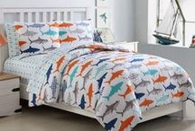 Boy Bedroom Ideas / This board features boy bedroom ideas, inspiration, decor and furniture.
