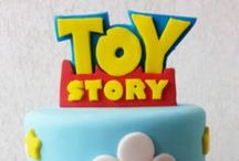 TOY STORY CAKE DESIGN / #ToyStoryCake, #BoloToyStory, #BoloWoody, #WoodyCake, #toystory