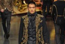 Men Extravagant Style